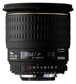 Sigma Wide Angle 28mm f/1.8 EX DG Aspherical Macro Autofocus Lens for Minolta/Sony AF