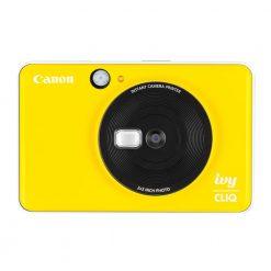 Canon Ivy CLIQ Instant Camera Printer Mobile Mini Printe, Bumblebee Yellow