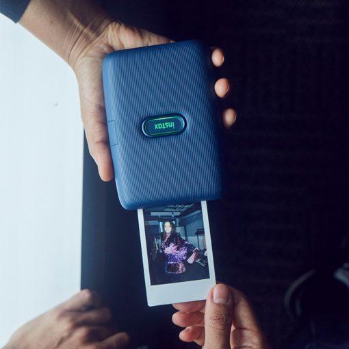 Fujifilm Instax Mini Link Smartphone Printer (Dark Denim) - 16640759