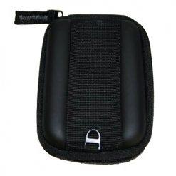 Sony LCS-FD11/B Soft Carrying Case for Slim Cyber-ShotDigital Cameras S, W, T, N, Series (Black)