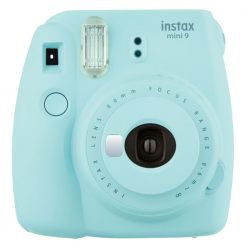 Fujifilm Instax Mini 9 Instant Camera - Ice Blue (16550643)