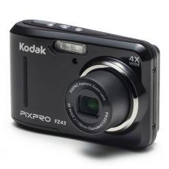 Kodak PIXPRO Friendly Zoom FZ43 16 MP Digital Camera with 4X Optical Zoom and 2.7 LCD Screen (Black)