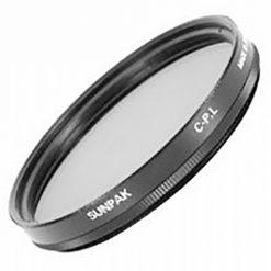 Sunpak CP 77mm Circular Polarizer Filter