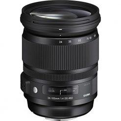 Sigma 24-105mm F4.0 Art DG HSM Lens for Sony (635205)