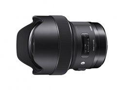 Sigma 14mm f/1.8 DG HSM Art Lens for Canon EF (450954)
