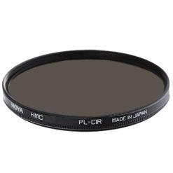 Hoya 82mm Circular Polarizer Multi Coated Glass Filter