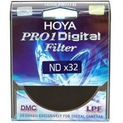 Hoya 82mm DMC PRO1 ND32X Lens Filter