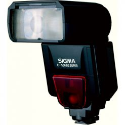 Sigma EF-530 DG Super Electronic Flash for Pentax and Samsung DSLR