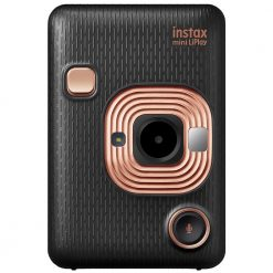 Fujifilm Instax Mini Liplay Elegant Black Camera