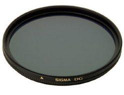 Sigma DG 72mm Multi-Coated Circular Polarizer Filter