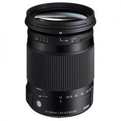 Sigma 18-300mm f/3.5-6.3 DC MACRO OS HSM Contemporary Lens for Nikon F(886306)