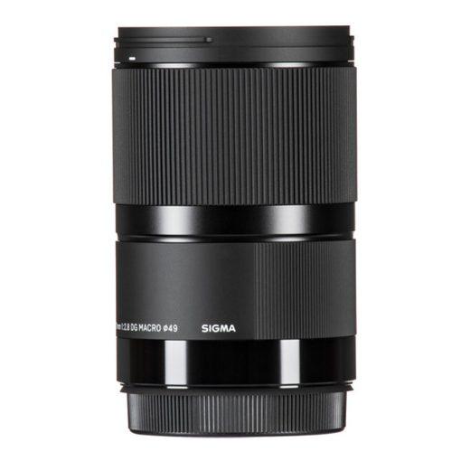 Sigma 70mm f/2.8 DG Macro Art Lens for Canon EF + 49mm UV Filters + Card Holder