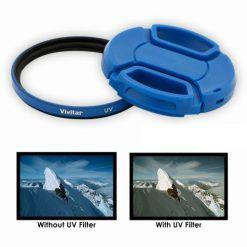 Vivitar FKSC58BL 58mm Camera Lens Filters (OLD MODEL)