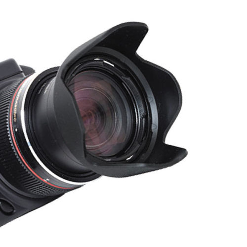 Vivitar 58mm Pro Digital Tulip Hard Lens Hood