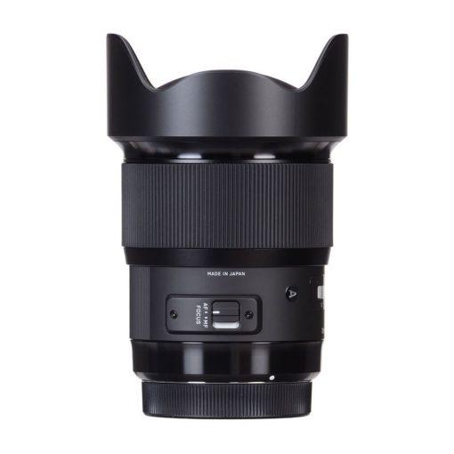 Sigma 20mm F1.4 ART DG HSM Lens for Canon + Photo Album + 16GB Memory Card