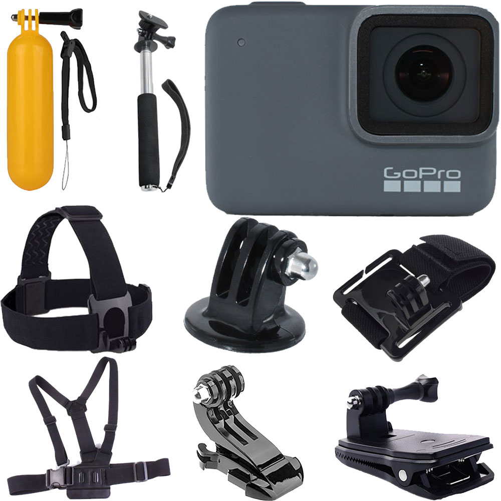 SSE Adjustable Head Strap Camera Mount for All GoPro Waterproof GoPro Case with Secure Head Strap for GoPro Camera /…