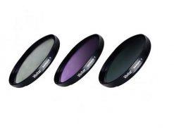 Vivitar 40.5mm 3-Piece Multi Coated Filter Kit UV, CP & FLD Filter