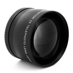 Vivitar 49mm Telephoto  Lens