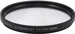 Xit XT58UV 58mm Glass UV Filters