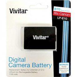 Vivitar Replacement Battery For  LP-E10