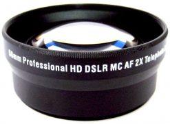 Vivitar 58mm 2X Telephoto Lens VIV-58-T