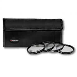AGFA 4-Piece Close-Up Macro Multi Coated Filter Kit 55mm (+1+2+4+10) APCUF455