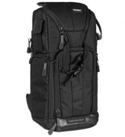 Vivitar DKS-12 Photo/SLR Sling Backpack, Black