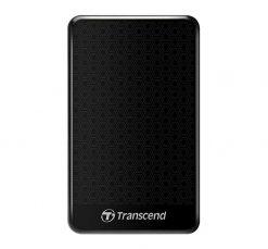 Transcend 1TB StoreJet A3 USB 3.0 Hard Drive (Black)