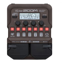 Zoom A1 FOUR Mutil-effects Processor Pedal