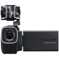 Zoom Q8 Handy Video Recorder w/ Interchangeable Mic System