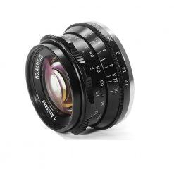 7artisans Photoelectric 35mm f/1.2 Lens for Fujifilm X (Black)