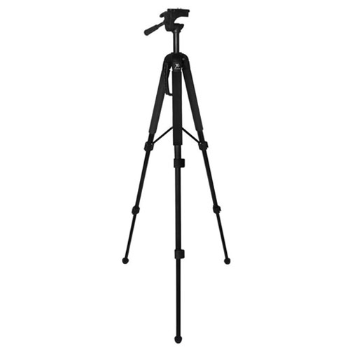 Xit 2-in-1 Heavy Duty Monopod / 68″ Tripod with Panhead & Case