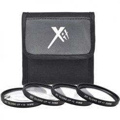 Xit XT58CU 58mm 4-Piece Close-Up Filter Set