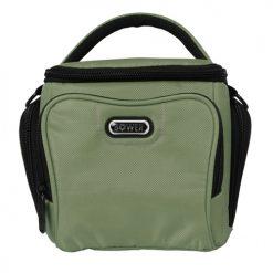 Bower SCB3900 Dazzle Series Small Green Camera/Video Bag