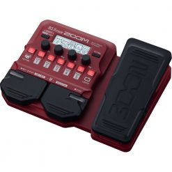 Zoom Guitar MultiEffects Processor with Expression Pedal