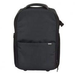 Vivitar Series 1 Trolley DSLR Camera Backpack Case with Wheels (Black)