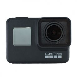 GoPro HERO7 Black-Waterproof Action Camera with Touch Screen, 4K HD Video