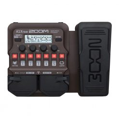 Zoom A1X FOUR Acoustic Instrument Multi-Effects Processor