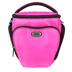 Bower SCB4400 Dazzle Series Large Pink Camera/Video Bag