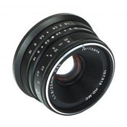 7artisans Photoelectric 25mm f/1.8 Lens for Fujifilm X (Black)