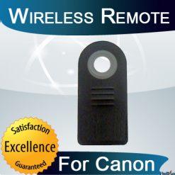 Vivitar Infrared Wireless Shutter Release Remote Control Canon EOS DSLR Cameras