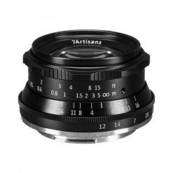 7artisans Photoelectric 35mm f/1.2 Lens for Canon EF-M (Black)