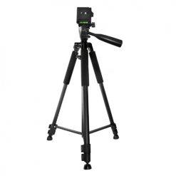Xit 60 Inch Pro Series Full Size Camera/Video Tripod Black