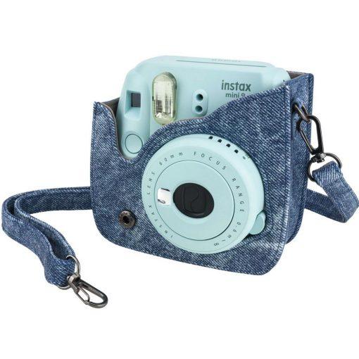 Xit Case For Fuji Instax Mini Camera Denim XTFC1DNM