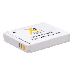 Xit NB6L Ultra High Capacity Lithium Ion Replacement Battery for Canon Powershot D10 D20 SX260 1450mAh (White) XTNB6L