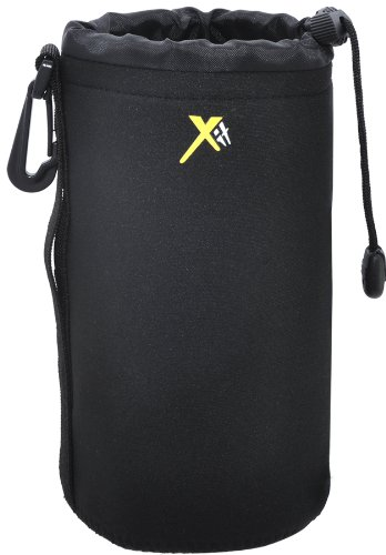 Xit XTLPL Neoprene Soft Lens Pouch 8″ (Black)