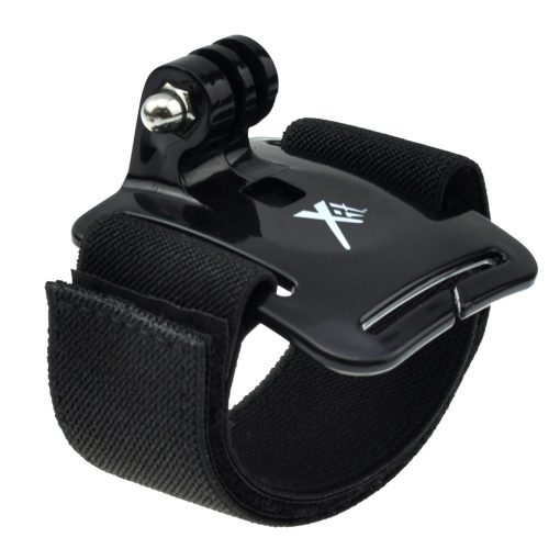 Xit Wrist Band With Velcro Closure- Compatible With Gopro Camera