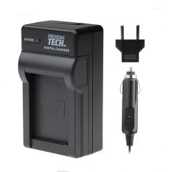 Premium Tech PT-70 Battery Charger for Canon LP-E10