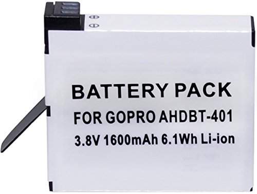 XIT REPLACEMENT BATTERY FOR GOPRO HERO 4