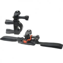 Vivitar VIV-APM-7002 Action Pro Series All-In-1 Bike Kit (Black)